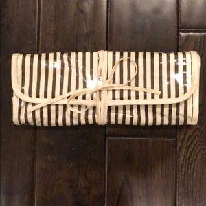 Vintage Henri Bendel  cosmetic/jewelry hanging bag